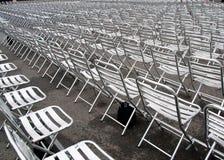 Puści krzesła Zdjęcie Stock