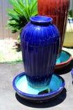 Puści flowerpots Fotografia Stock