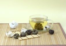 Pu Erh Royalty Free Stock Photo