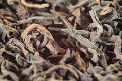 Pu erh tea Royalty Free Stock Photo
