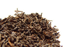 Pu-Erh tea. Object Stock Image