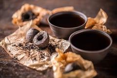 Pu-erh tea Stock Photos