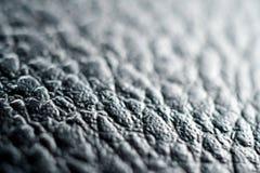 PU rzemienne makro- tekstury obrazy royalty free