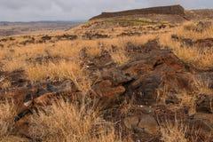 Puʻukoholā Heiau National Historic Site Royalty Free Stock Photos