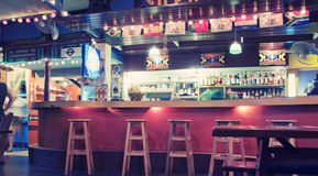 pub штанги стоковая фотография rf