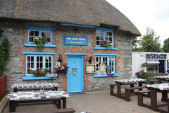 Pub in, Adare, Ireland. Adare is a town in County Limerick, Ireland Royalty Free Stock Photos