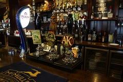 Pub Bar Royalty Free Stock Image