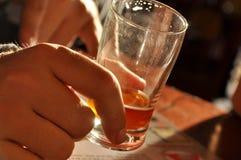 Pub beer Stock Image