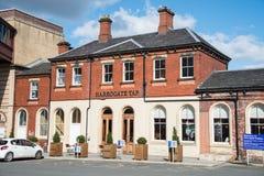 Pub del golpecito de Harrogate Imagen de archivo