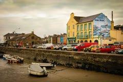 Pub del ` s di Murphy Youghal l'irlanda fotografie stock