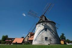Pub in der Windmühle Stockbilder