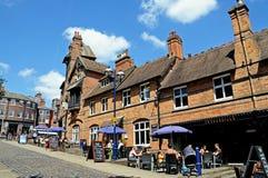 Pub di Fothergills, Nottingham immagini stock