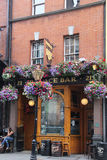 Pub in Dublin Royalty Free Stock Photography