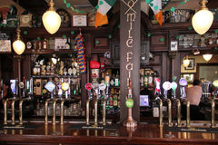 Pub in Dublin Royalty Free Stock Images