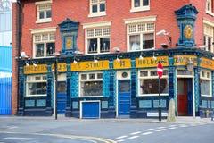 Pub en el Reino Unido fotografía de archivo