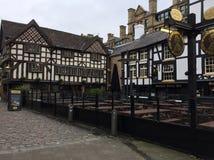 Pub en Manchester Fotografía de archivo