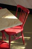 Pub furniture. Stock Photography