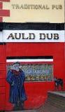 Pub irlandais Photo libre de droits