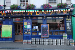 Pub in Kilkenny Stock Image