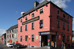 Pub in Kilkenny Royalty Free Stock Images