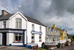 Pub in Killorglin Royalty Free Stock Images