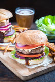 Pub meal Royalty Free Stock Photography