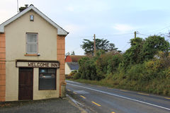Pub Named the Welcome Inn Stock Photography