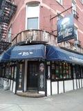 Pub, New York popolare Antivari, Greenwich Village, NYC, NY, U.S.A. fotografie stock libere da diritti