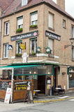 Pub in north france Stock Photo