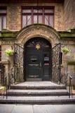 Pub NYC del Dubliner Fotos de archivo