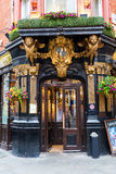 Pub The Salisbury in London, UK Royalty Free Stock Photography