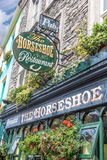 Pub sign in Kenmare Stock Photography