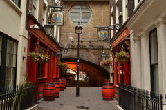 Free Pub The Ship And Shovell London Royalty Free Stock Photography - 55691217