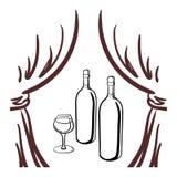 Pub Vector Royalty Free Stock Image