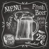 Pub vector logo design template. beer mug or menu Stock Images