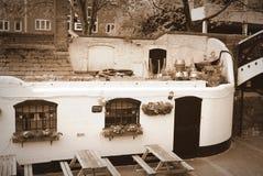 Pub viejo Imagen de archivo libre de regalías