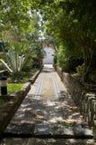 Pubblic garden Stock Images