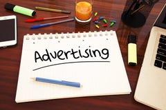 pubblicità immagini stock libere da diritti