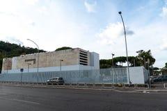 Pubblicità 2024 di Roma Olympics immagini stock