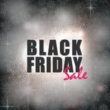 Pubblicità di vendite di Black Friday Royalty Illustrazione gratis