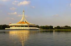Pubblico di Suan Luang Fotografia Stock Libera da Diritti