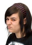Pubertierender Teenager Stock Photo