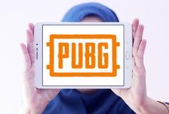 PUBG, i campi di battaglia di PlayerUnknown, gioco fotografie stock