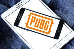 PUBG, los campos de batalla de PlayerUnknown, juego fotos de archivo