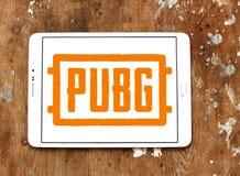 PUBG, os campos de batalha de PlayerUnknown, jogo imagens de stock royalty free