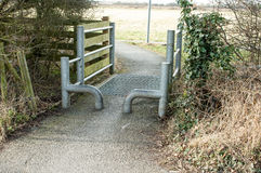 Public access gates and styles Stock Photography