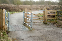 Public access gates and styles Royalty Free Stock Photo