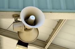 Public Address Speakers Royalty Free Stock Image