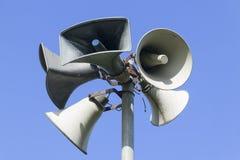 Public address system Royalty Free Stock Image
