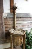 Public ashtray Royalty Free Stock Photography